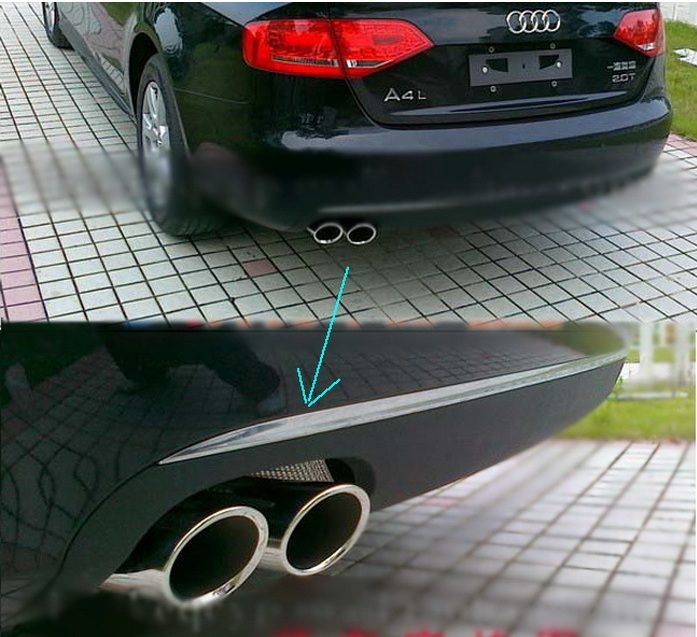 Audi A3 These Will Fit On Models That Do Not Have The Exhaust Finishers Tips From Factory This Is For A Set Of Two: Audi A3 Exhaust At Woreks.co